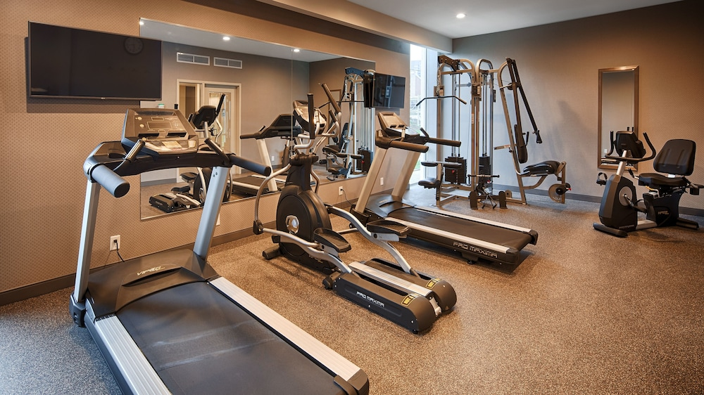 Gym, Best Western Plus Downtown Tulsa/Route 66