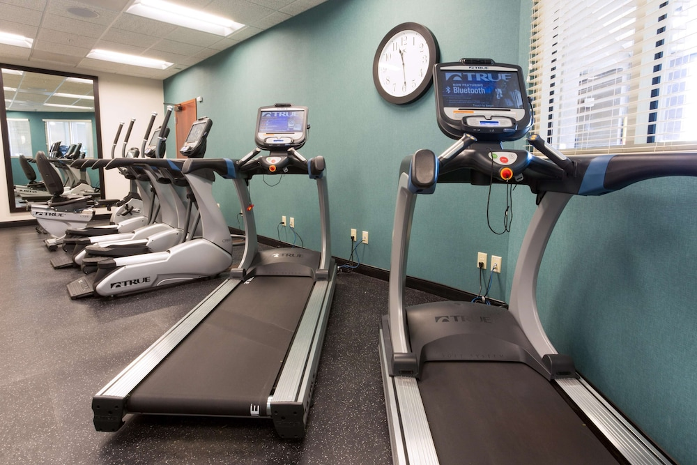 Fitness Facility, Drury Inn & Suites Colorado Springs near the Air Force Academy