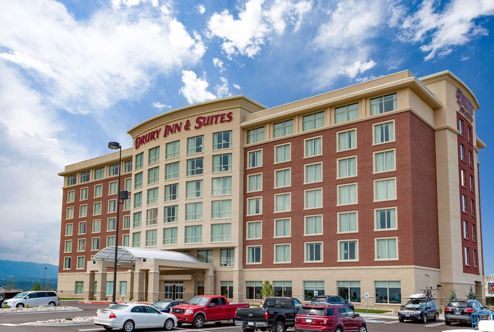 Featured Image, Drury Inn & Suites Colorado Springs near the Air Force Academy