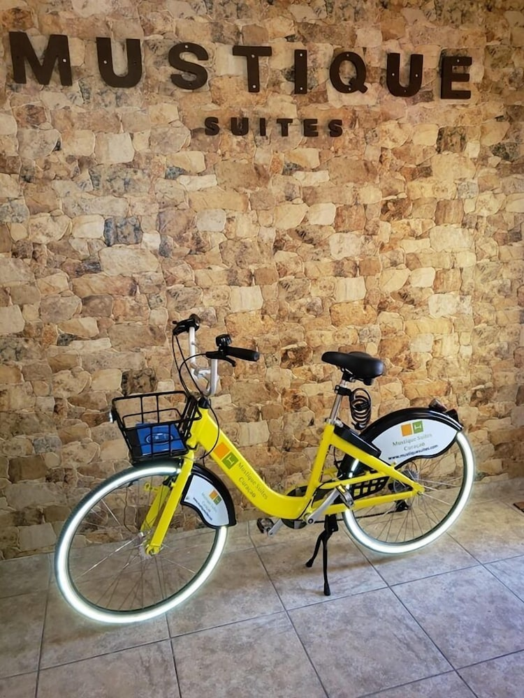 Bicycling, Mustique Suites Curacao