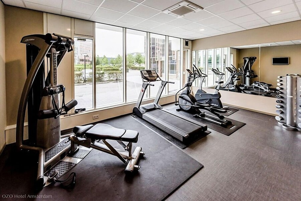 Fitness Facility, Ozo Hotels Arena Amsterdam