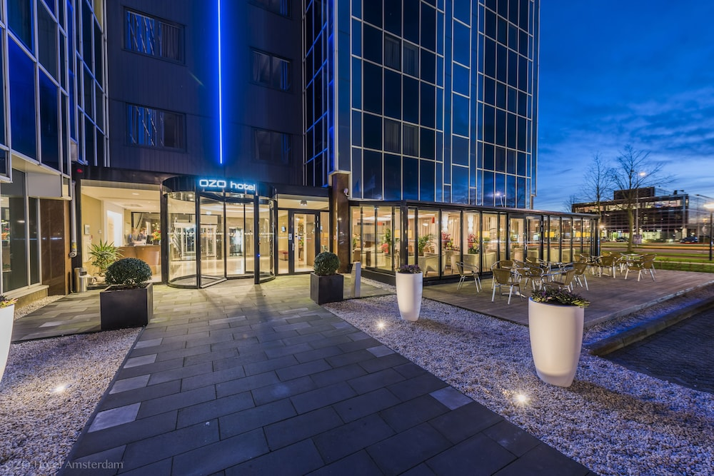 Front of Property - Evening/Night, Ozo Hotels Arena Amsterdam