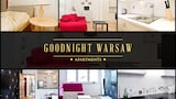 Goodnight Warsaw Business Apartments - Warsaw Hotels