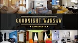 Goodnight Warsaw City Center Apartments - Warsaw Hotels