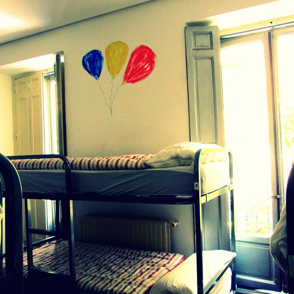 Chambre hostel era alonso martinez