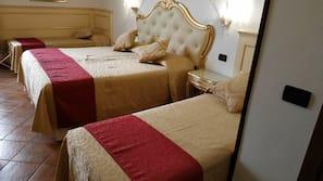 Premium bedding, in-room safe, desk, WiFi