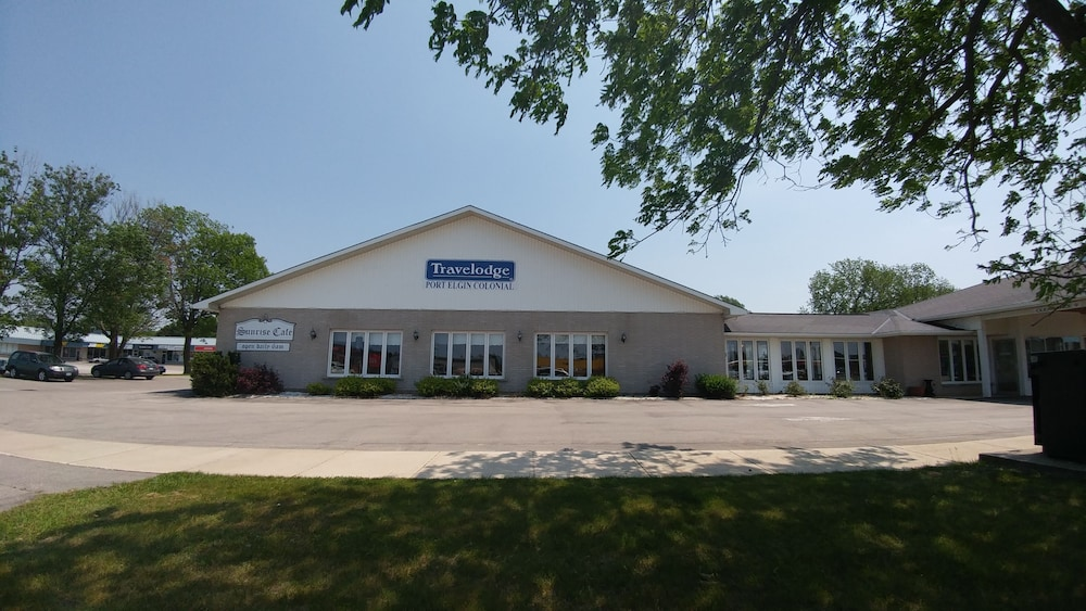 Front of Property, Travelodge by Wyndham Port Elgin