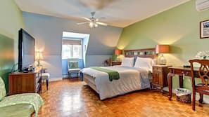 Individually decorated, individually furnished, rollaway beds, free WiFi