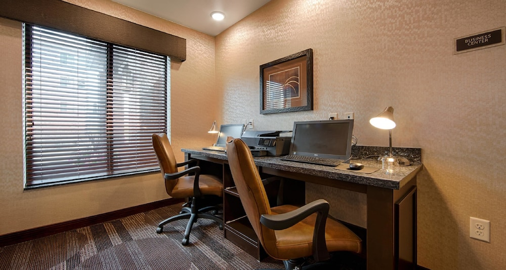Business Center, Best Western Plus Casper Inn & Suites