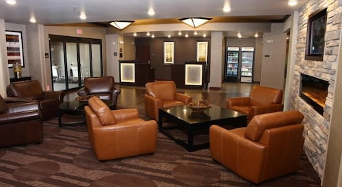 Lobby Sitting Area, Best Western Plus Casper Inn & Suites