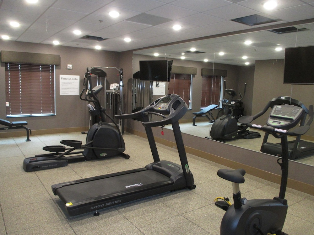 Gym, Best Western Plus Casper Inn & Suites