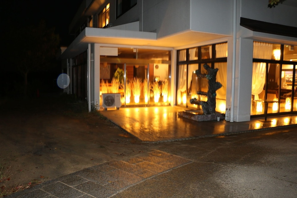 Front of Property - Evening/Night, Hotel Bokaiso