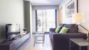 42-Zoll-Smart-TV mit Digitalempfang, Fernseher