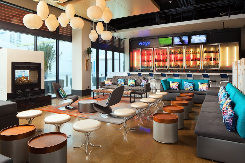 Lobby, Aloft El Segundo - Los Angeles Airport