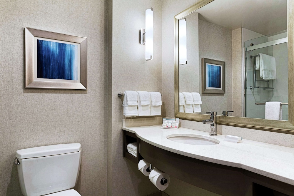 Bathroom, Hilton Garden Inn Lenox Pittsfield