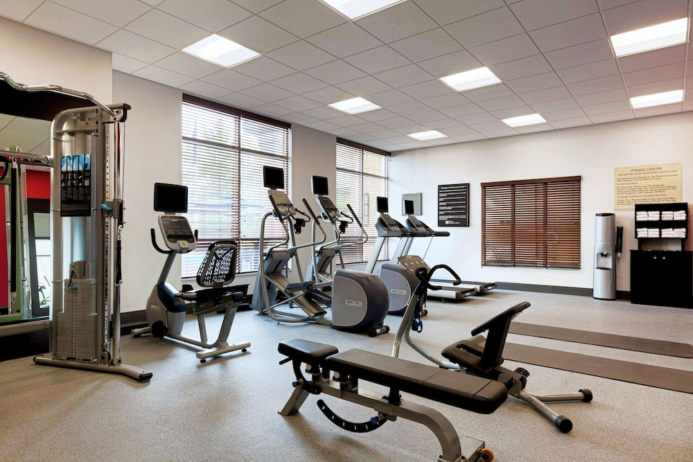 Fitness Facility, Hilton Garden Inn Lenox Pittsfield