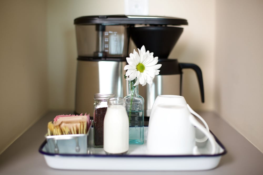 Coffee and/or Coffee Maker, Hotel On North
