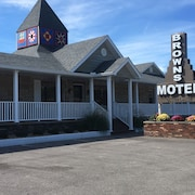 Brown's Motel Aberdeen