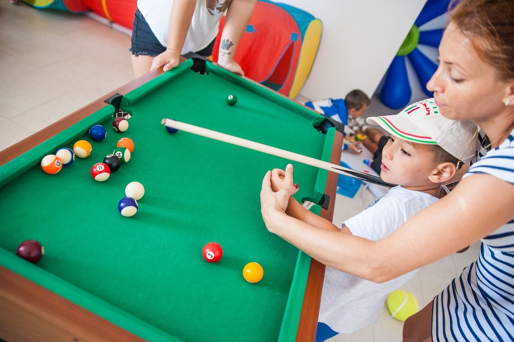 Children's Play Area - Indoor, Hotel Melodia