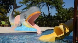 12 outdoor pools