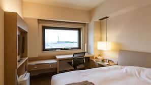 高級寢具、隔音、免費 Wi-Fi、床單