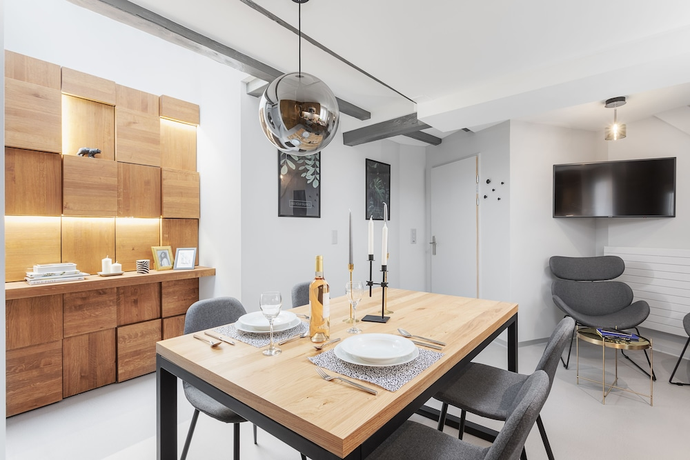 In-Room Dining, VISIONAPARTMENTS Zurich Cramerstrasse