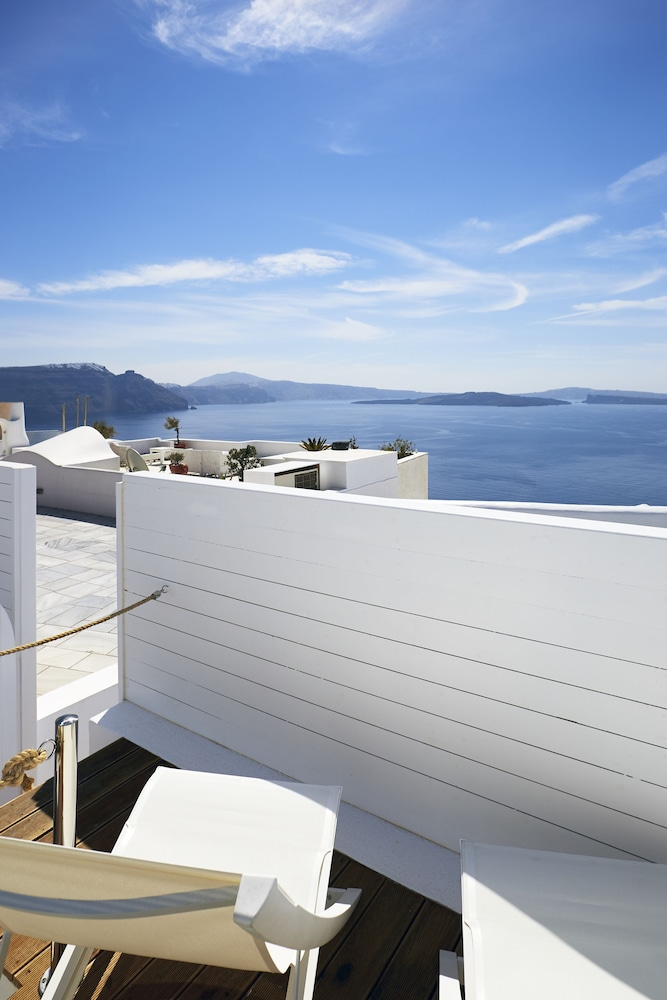 View from Room, Oia Collection Boutique Suites