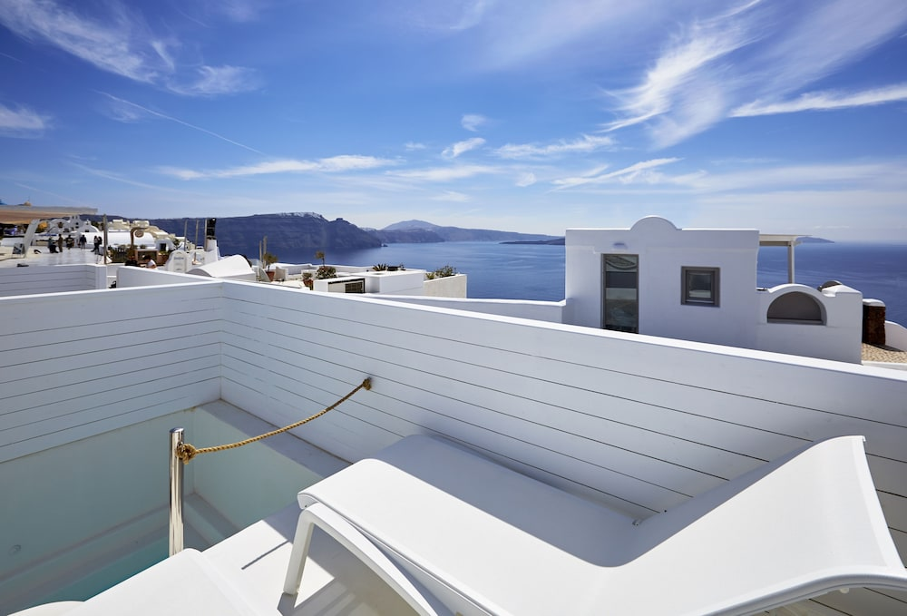 Balcony View, Oia Collection Boutique Suites