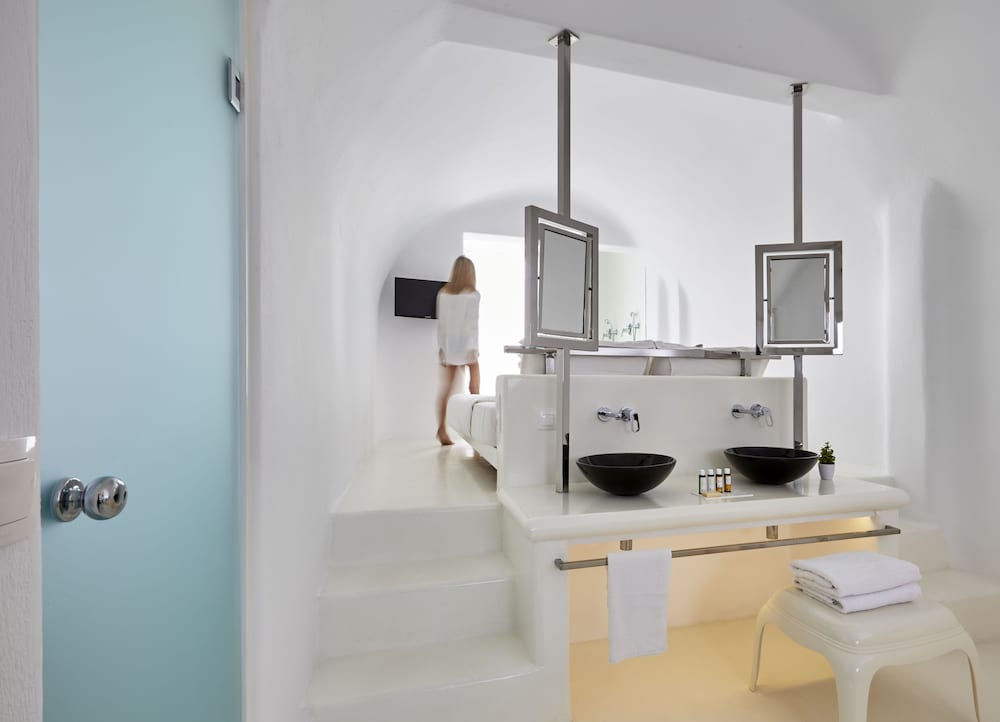 Bathroom, Oia Collection Boutique Suites