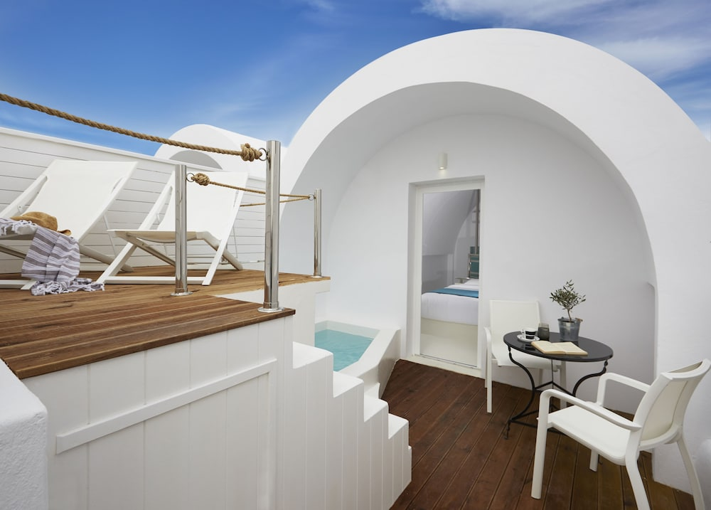 Balcony, Oia Collection Boutique Suites