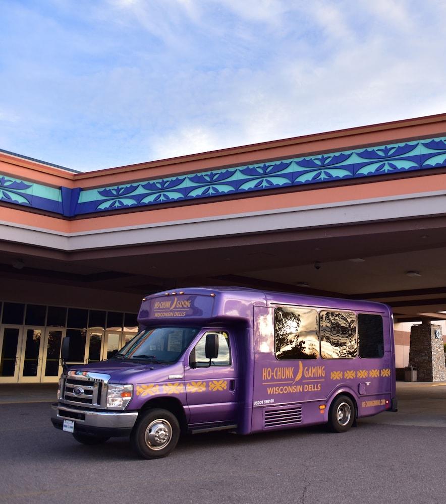 Shuttles to ho-chunk casino 40 birthday casino party