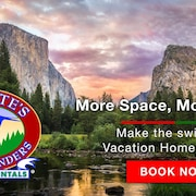 Yosemite West Scenic Wonders Vacation Rentals
