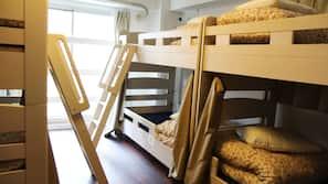 保險箱、窗簾、免費 Wi-Fi、床單