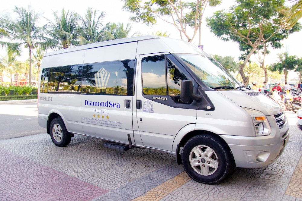 Airport Shuttle, Diamond Sea Hotel