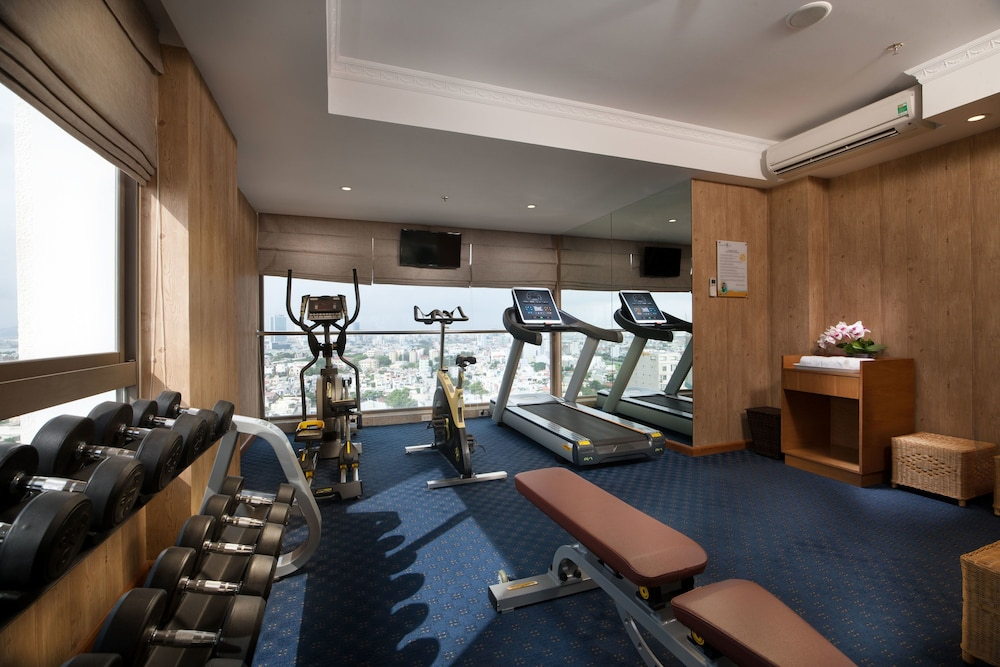 Fitness Facility, Diamond Sea Hotel