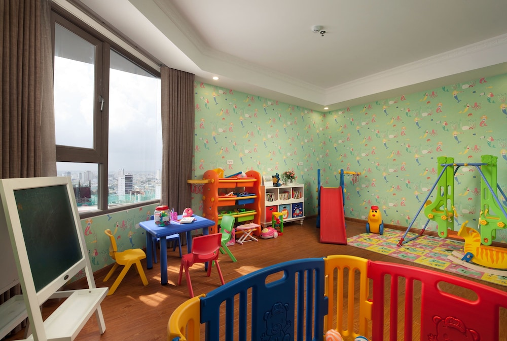 Children's Play Area - Indoor, Diamond Sea Hotel