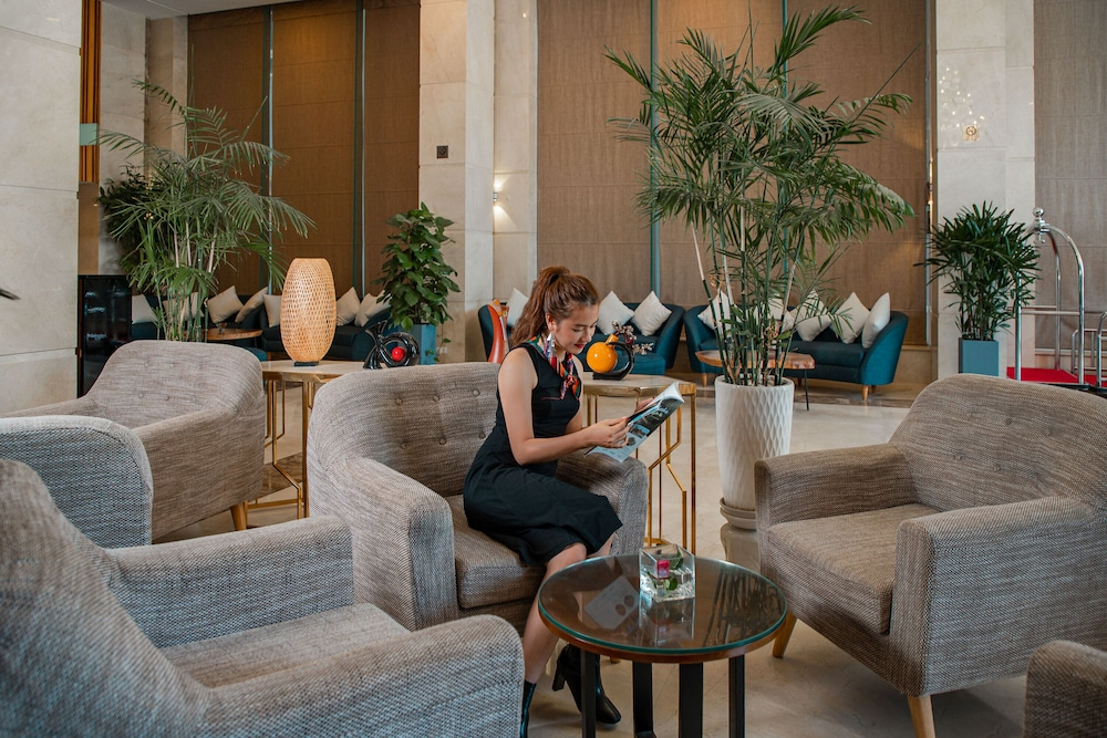 Lobby, Diamond Sea Hotel