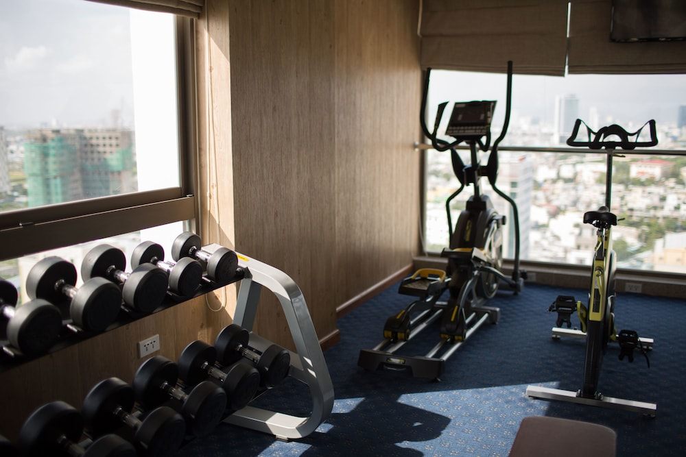 Gym, Diamond Sea Hotel