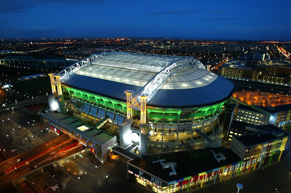 Aerial View, Courtyard Amsterdam Arena Atlas
