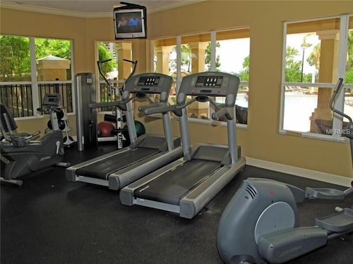 Fitness Facility, Windsor Hill Resort