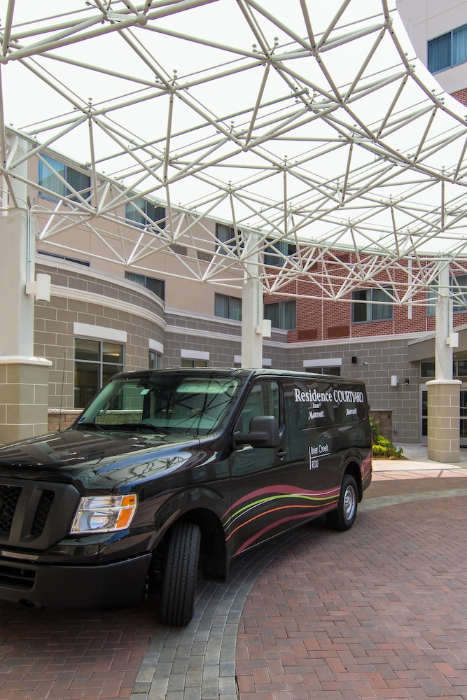 Airport Shuttle, Courtyard Raleigh-Durham Airport/Brier Creek