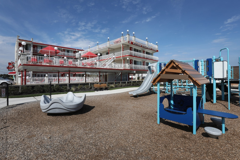 Children's Play Area - Outdoor, Matador Oceanfront Resort