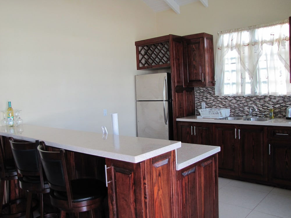 Private Kitchenette, Sea Grape Villas