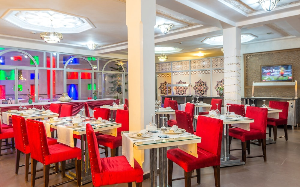 Restaurant, Hotel & Ryad Art Place Marrakech