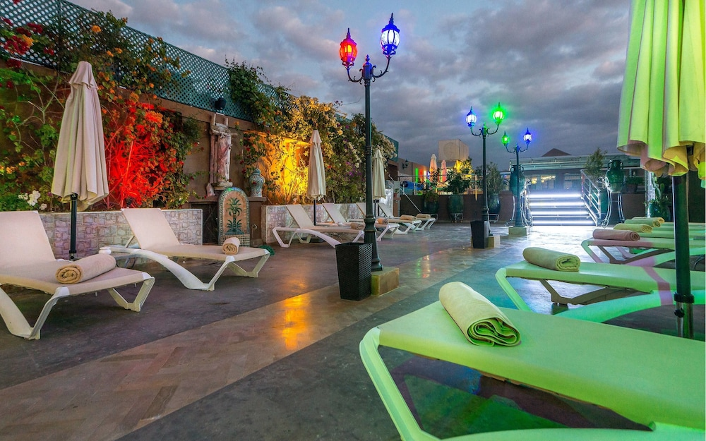 Sundeck, Hotel & Ryad Art Place Marrakech