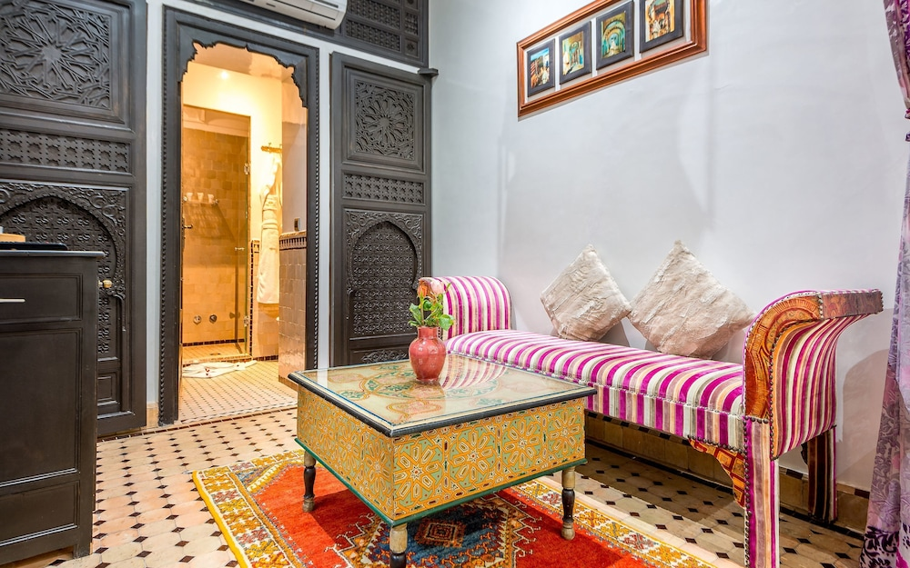 Living Area, Hotel & Ryad Art Place Marrakech