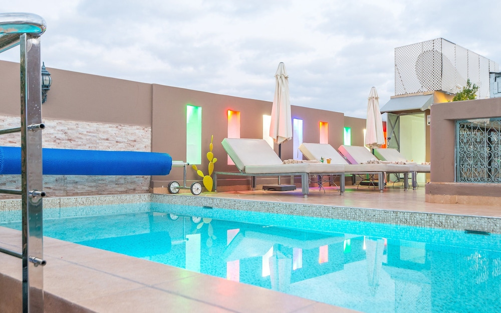 Outdoor Pool, Hotel & Ryad Art Place Marrakech