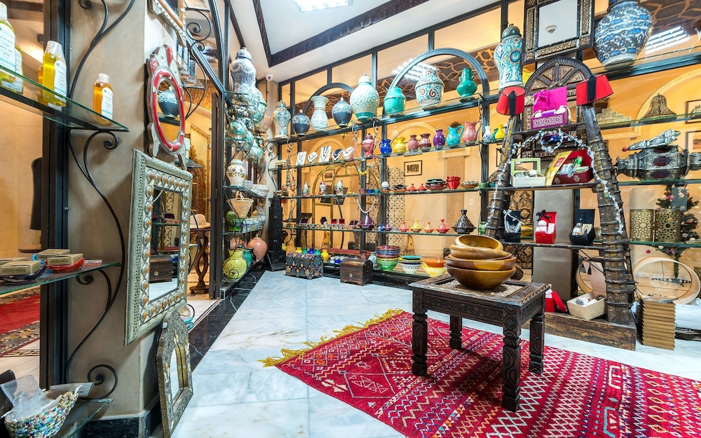 Gift Shop, Hotel & Ryad Art Place Marrakech