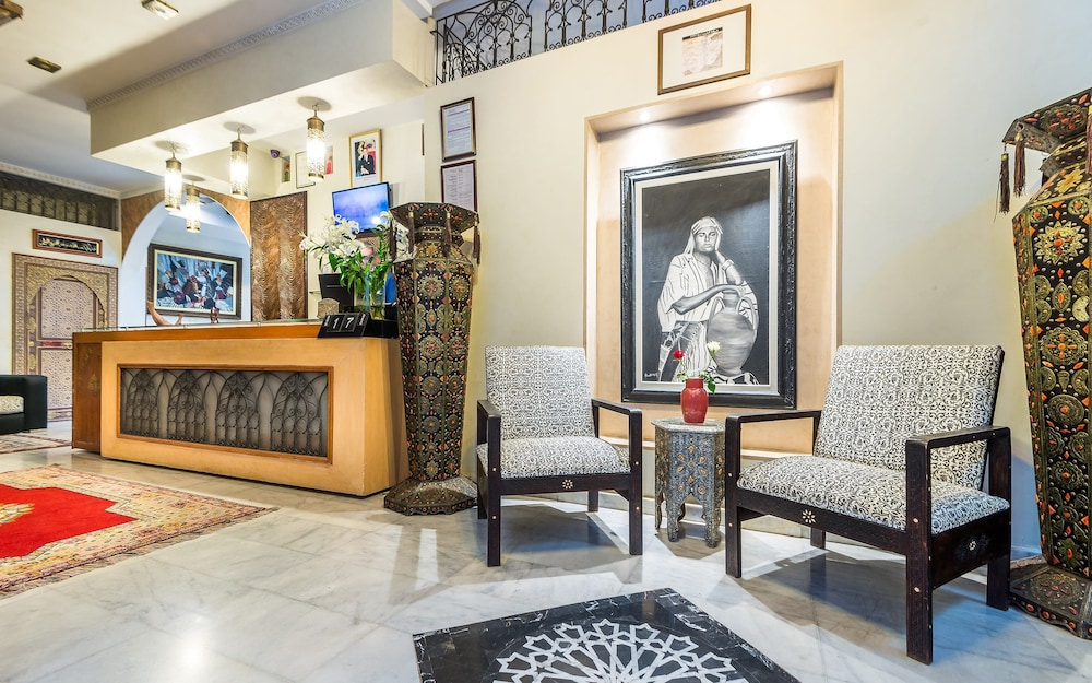 Reception, Hotel & Ryad Art Place Marrakech