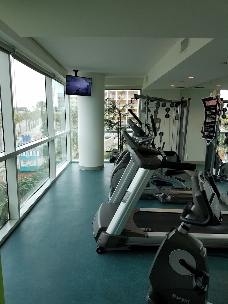 Fitness Facility, Oceans One Resort
